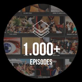1000+ episodes