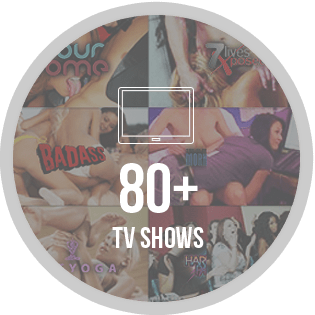 80+ tv shows